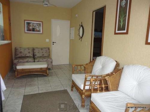 apartamento de um dormitorio a venda no guarujá - b 3455-1