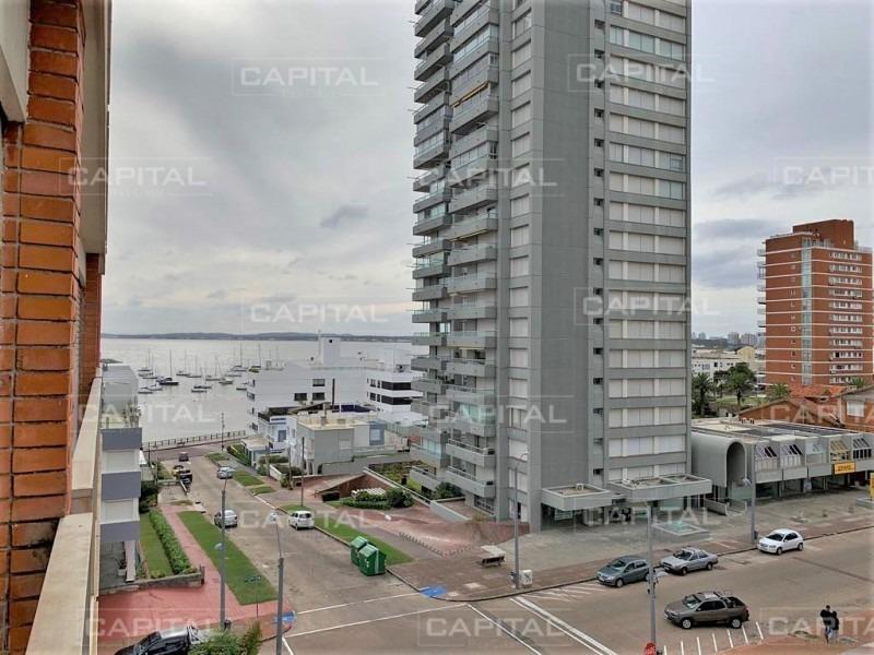 apartamento de un dormitorio en venta en península-ref:27499