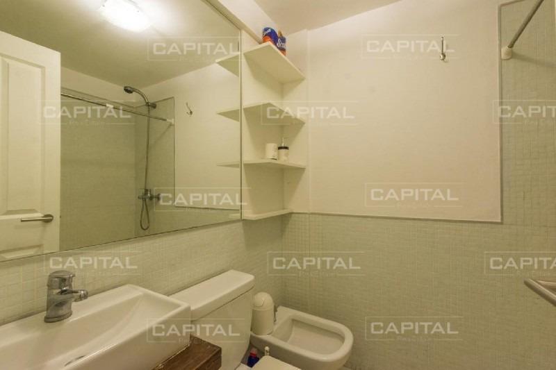apartamento de un dormitorio + playa mansa.-ref:26860