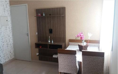 apartamento del giardino i 2 dormitórios ref 6404
