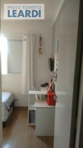 apartamento demarchi - são bernardo do campo - ref: 554938