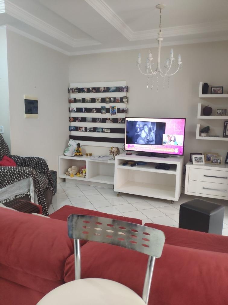 apartamento diferenciado 03 dormitórios, mobiliado, próximo