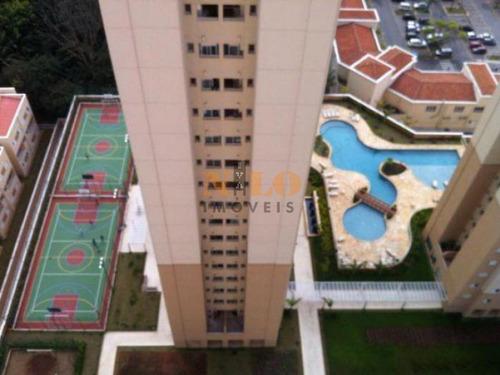 apartamento do condomínio terrara - 452
