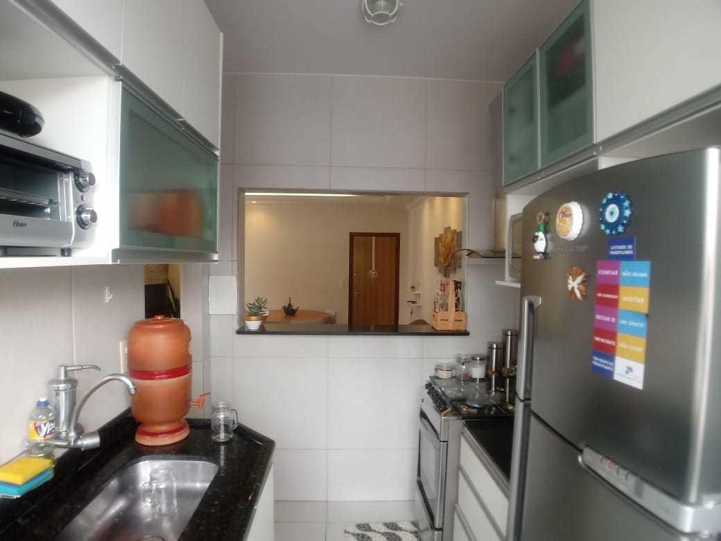 apartamento dois quartos com suíte no bairro arvoredo. - 5142