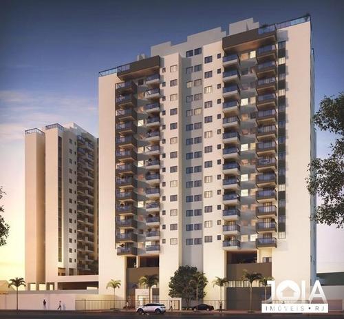 apartamento dom club - 2 quartos cachambi - 233