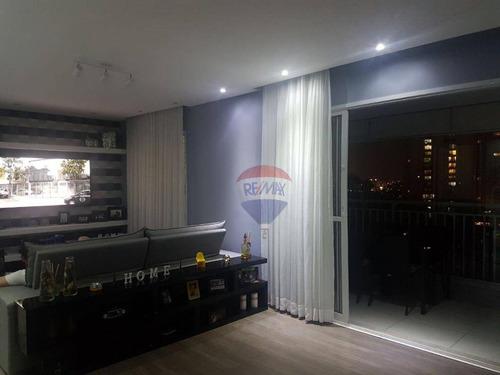 apartamento domo life são bernardo do campo à venda, - ap3523