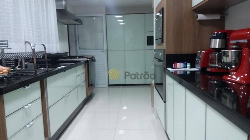 apartamento domo prime 237 m², centro, são bernardo do campo. - ap1121