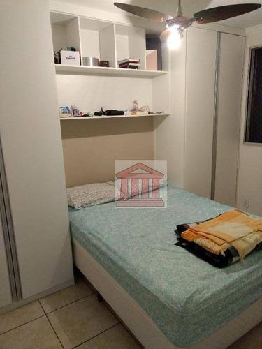 apartamento dormitorios vila ema, são josé dos campos x apto 3 dormitorios - ap1284