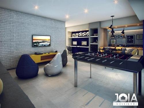 apartamento d´oro - 3 quartos - botafogo  - 70