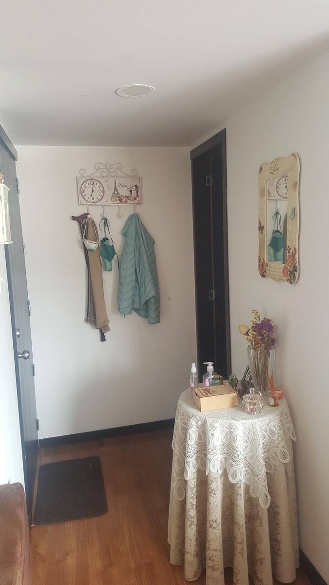apartamento dos alcobas dos baños 61 m2