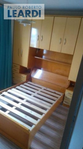 apartamento dos casa - são bernardo do campo - ref: 494396
