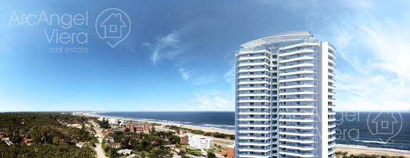 apartamento dos dormitorios frente al  mar ,   look brava