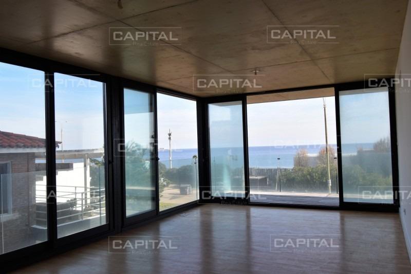 apartamento dos dormitorios playa mansa - punta del este-ref:27025