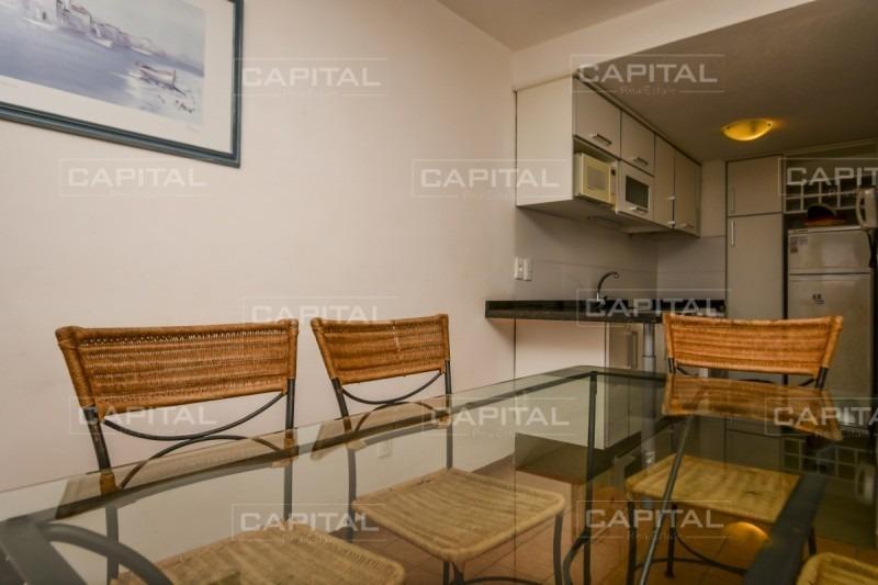 apartamento dos dormitorios y medio complejo lincoln center- ref: 28863