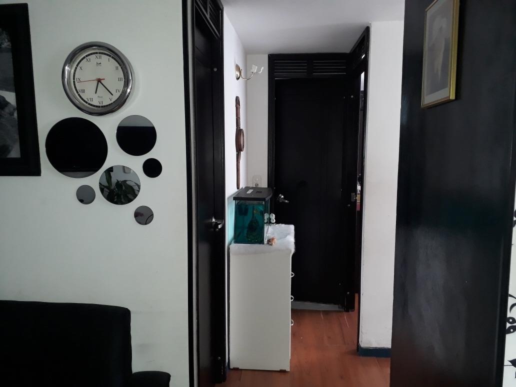 apartamento dos habitaciones y estudio