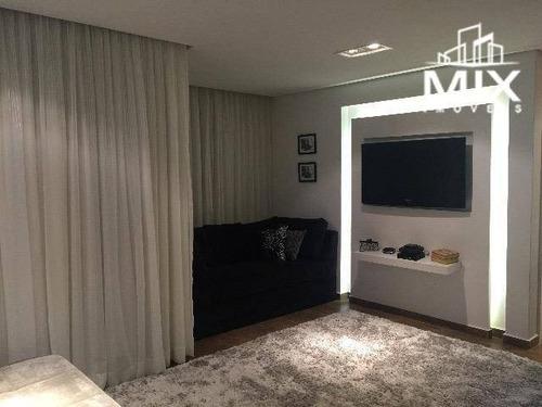 apartamento dream guarulhos - 3 dorms. (1 suíte) - ap0712
