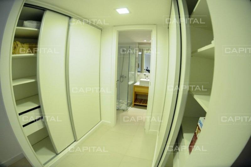 apartamento dulplex en venta y alquiler temporario en exclusiva zona de punta ballena.-ref:28333