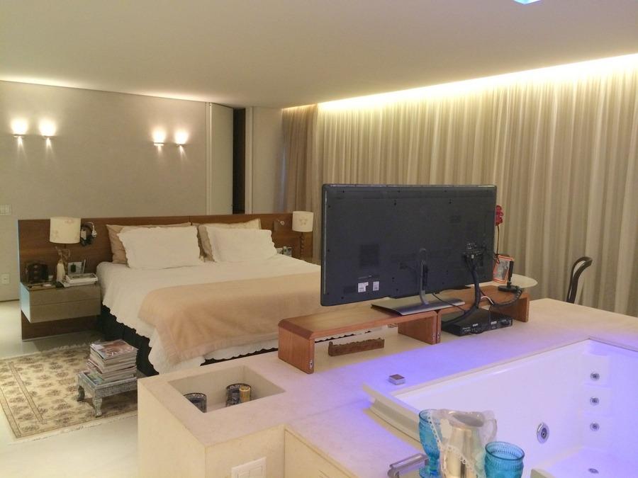 apartamento duplex 5 quartos no condomínio vila hartt no vale dos cristais. - 1667