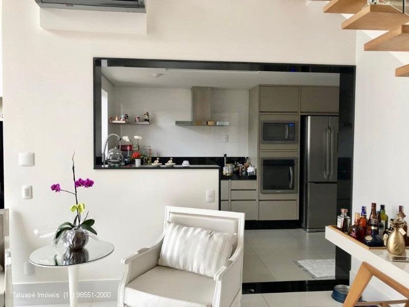 apartamento duplex anália franco 164m²  -  ligue (11) 98551_2000 - 739 - 33610874