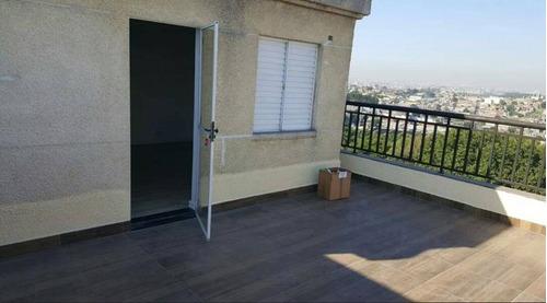 apartamento duplex (cobertura), 3 dormitórios, no melhor condomínio club do bonsucesso - ad0003