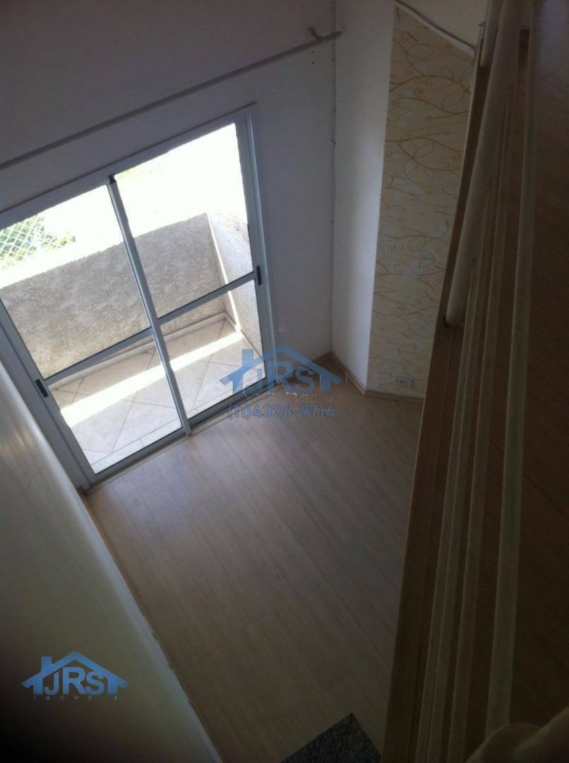 apartamento duplex com 2 dormitórios à venda - ad0039
