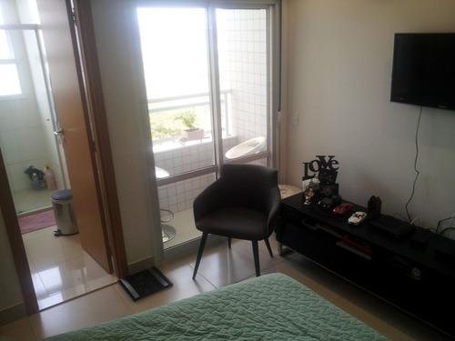 apartamento duplex com 2 quartos no bairro vila da serra em nova lima. - 1743