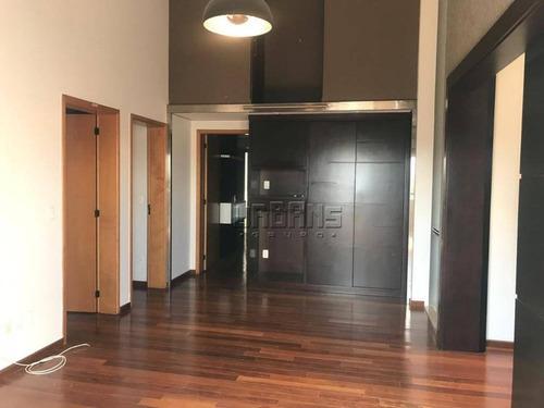 apartamento duplex com 3 dormitórios 284 m² - centro - santo andré/sp - ad0006