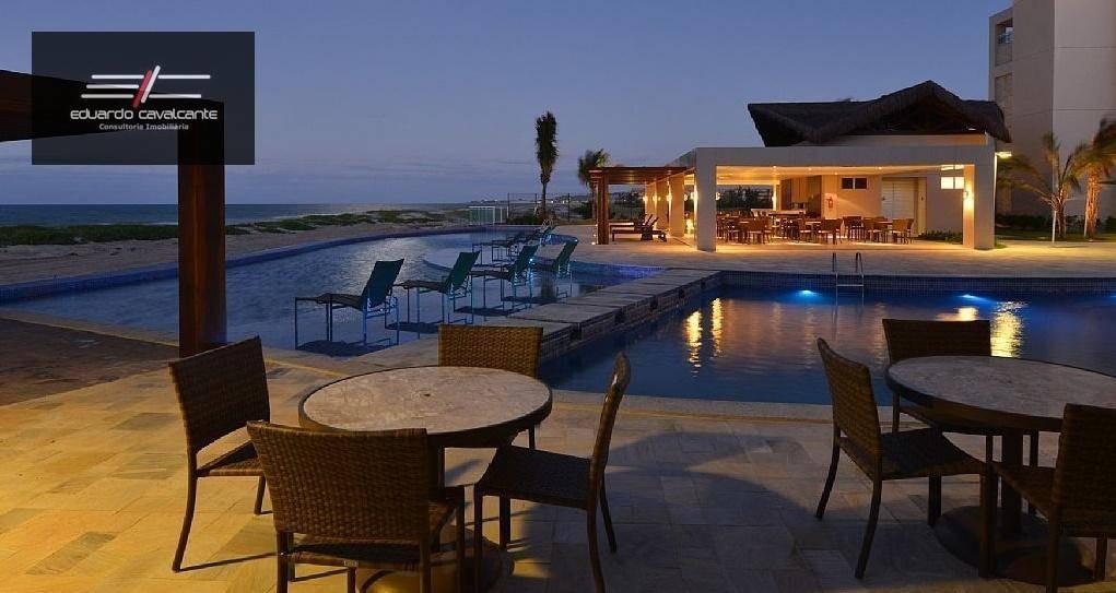 apartamento duplex com 3 dormitórios à venda, 140 m² por r$ 650.000,00 - antônio miguel - aquiraz/ce - ad0003