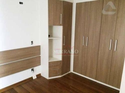 apartamento duplex com 3 dormitórios à venda, 340 m² por r$ 1.300.000 - centro - sorocaba/sp - ad0003