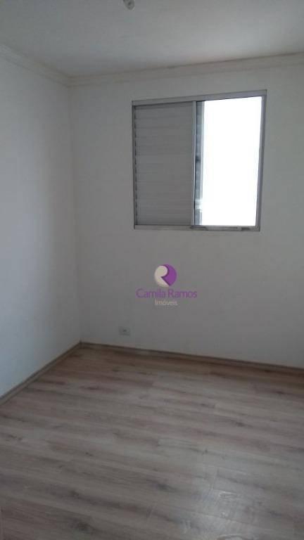 apartamento duplex com 3 dormitórios à venda, 92 m² - vila urupês - suzano/sp - ad0009