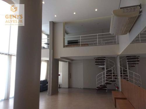 apartamento duplex com 3 dormitórios à venda no tatuapé são paulo sp - ad0003