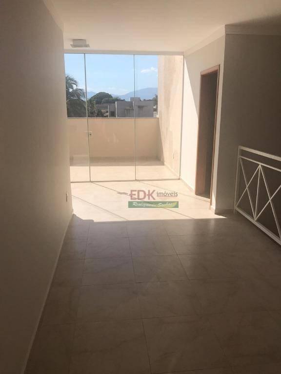 apartamento duplex com 3 dormitórios à venda por r$  - ipiranga - pindamonhangaba/sp - ad0048