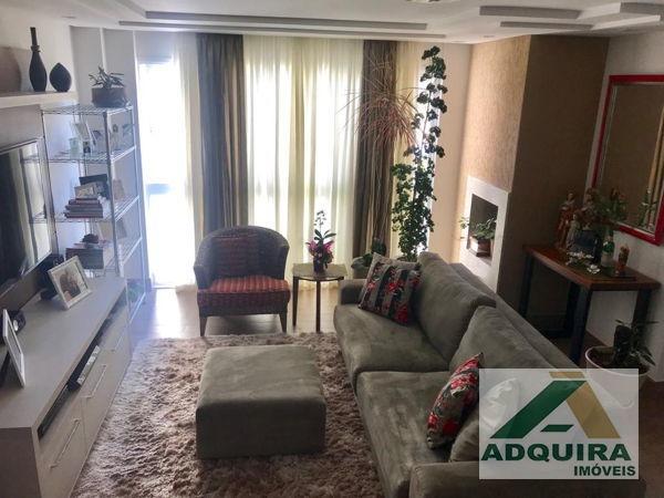 apartamento duplex com 3 quartos - 6387-v