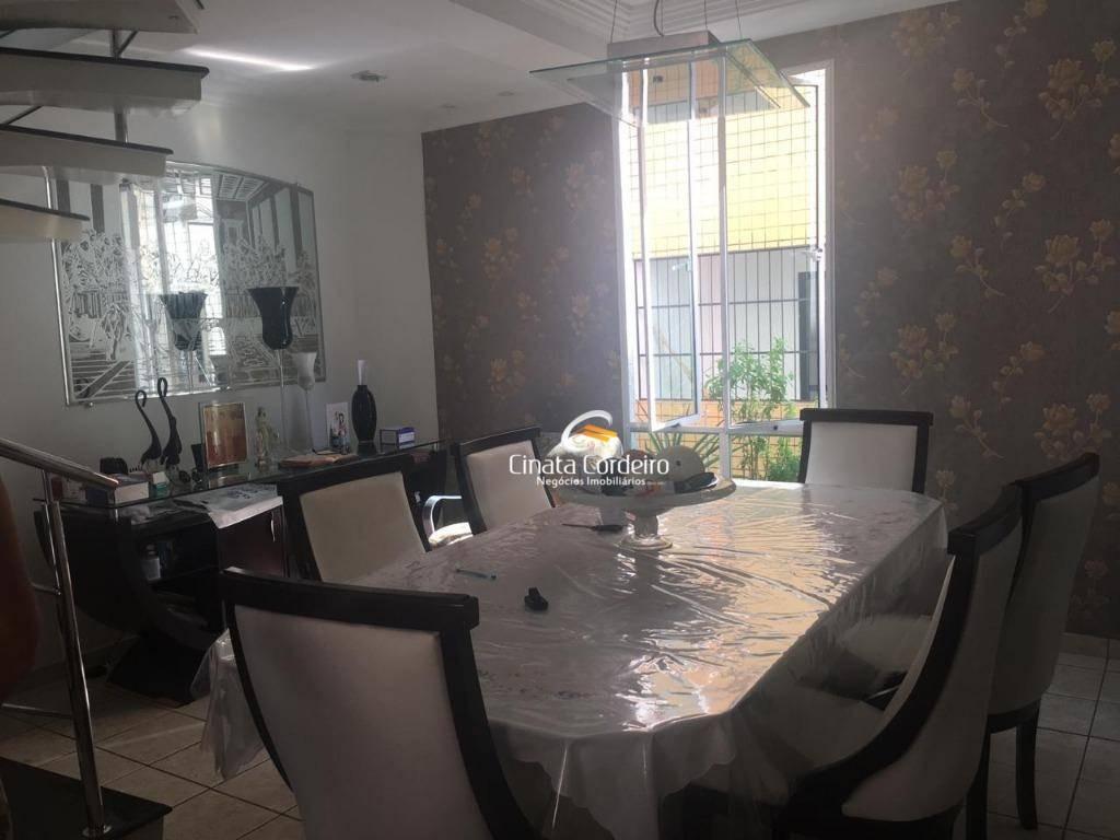 apartamento duplex com 4 dormitórios à venda, 187 m² por r$ 350.000,00 - bessa - joão pessoa/pb - ad0008