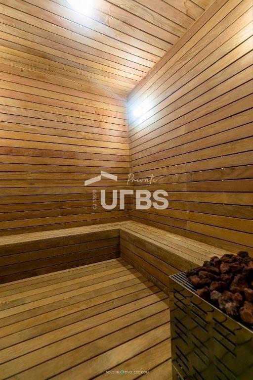 apartamento duplex com 4 dormitórios à venda, 291 m² por r$ 3.500.000,00 - jardim goiás - goiânia/go - ad0076
