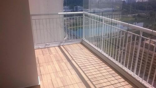 apartamento duplex em chácara santo antônio (zona sul), são paulo/sp de 111m² 2 quartos à venda por r$ 995.000,00 - ad180174