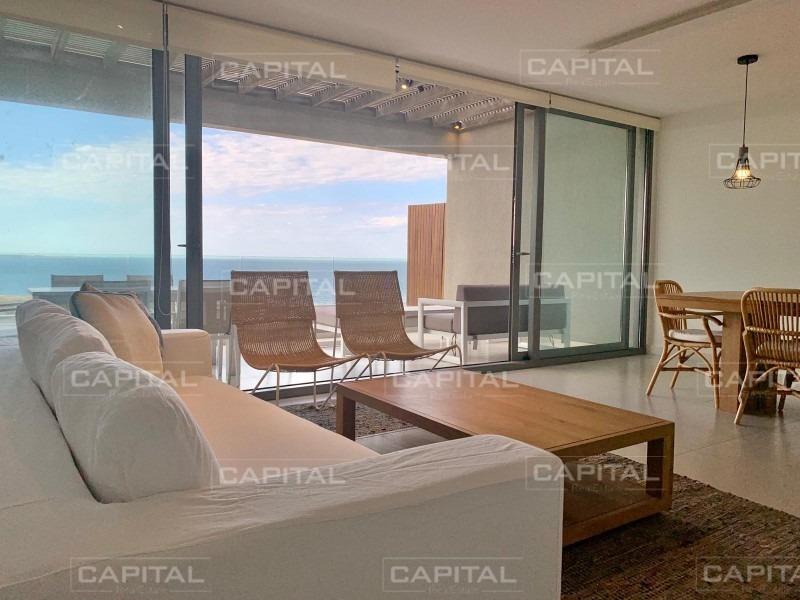 apartamento duplex en venta y alquiler temporario con jardín de uso exclusivo-ref:28327