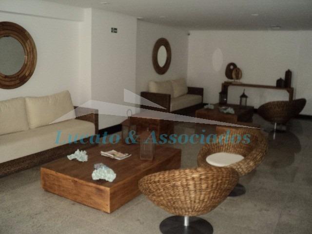 apartamento duplex na vila tupi em praia grande, 03 suítes, 03 vagas - ap00699 - 3205698