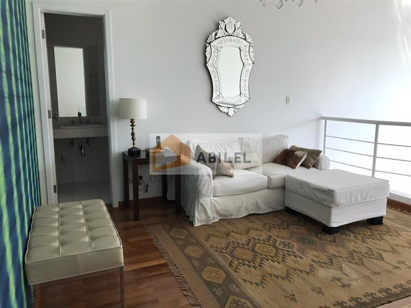 apartamento duplex no anália franco - 7029