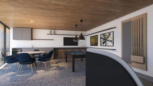 apartamento duplex no bleko761 à venda, juvevê, curitiba. - ad0031