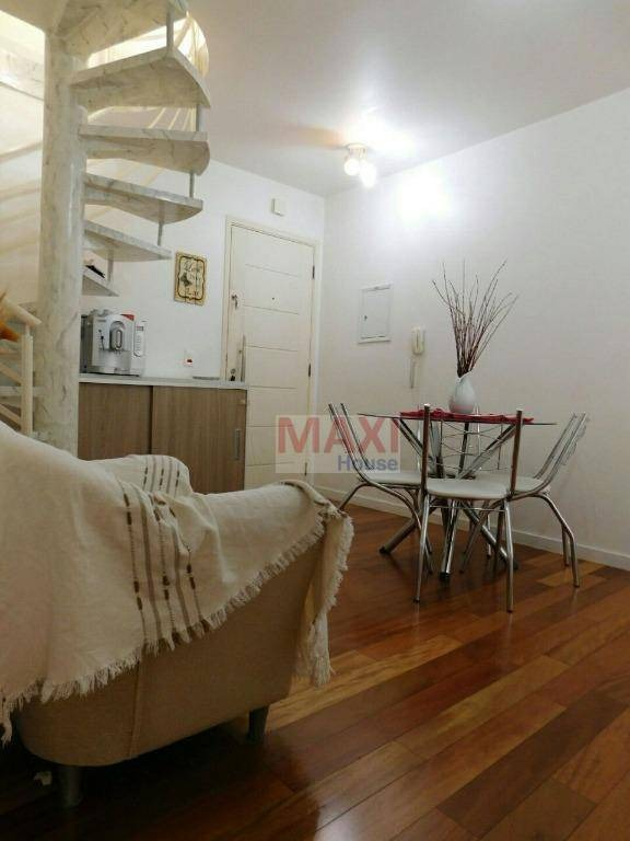 apartamento duplex no max residencial em quitaúna osasco - ad0006