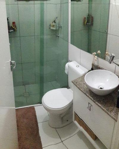 apartamento duplex para venda no condomínio spazio splendido, sorocaba - 448 - 32486511
