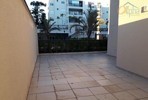 apartamento duplex residencial para locação, horto florestal, são paulo. - ad0004