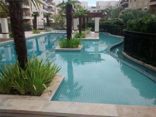 apartamento duplex  residencial para locação, morumbi, são paulo. - ad0001