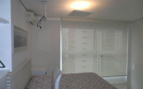 apartamento duplex residencial para locação, vila olímpia, são paulo.