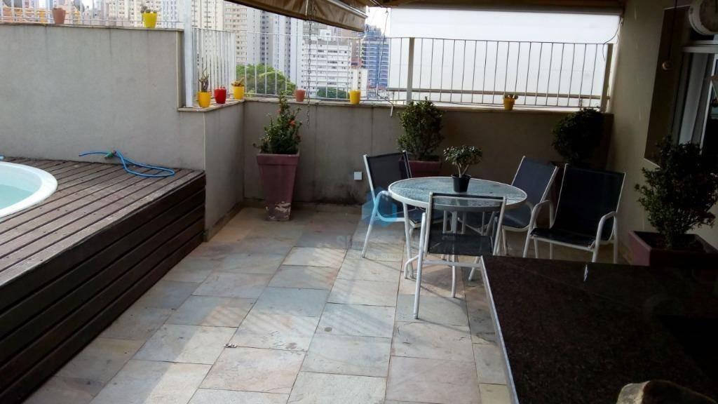 apartamento duplex residencial à venda, bosque, campinas. - ad0008
