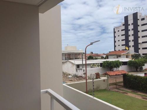 apartamento duplex  residencial à venda, camboinha, cabedelo. - ad0016