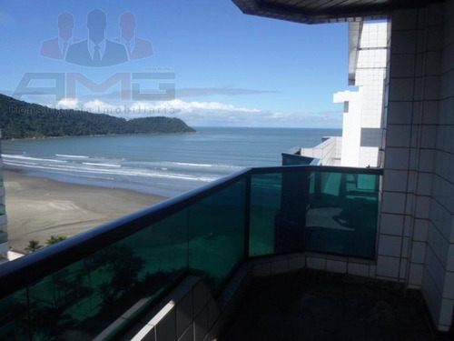 apartamento duplex residencial à venda, canto do forte, praia grande - ad0008. - ad0008