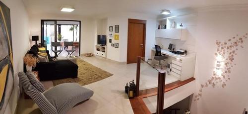 apartamento duplex residencial à venda, centro, sorocaba - ap1244. - ap1244