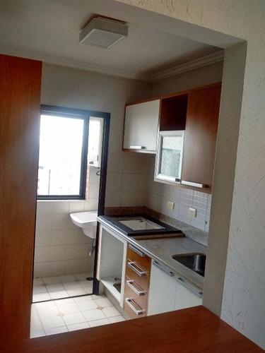 apartamento duplex residencial à venda, chácara santo antônio (zona leste), são paulo. - ad0003